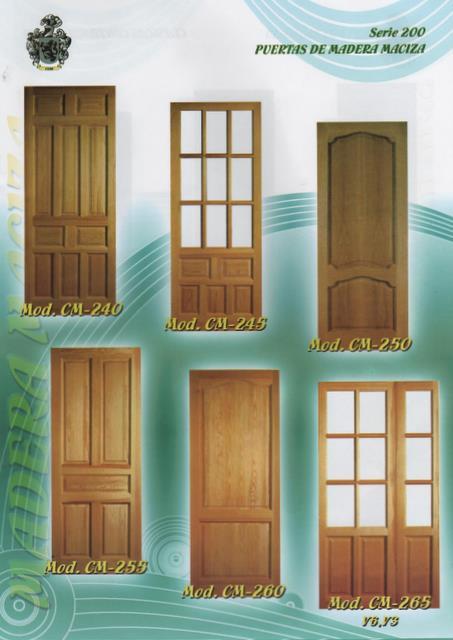 Puertas madera calle armarios ventanas precios genuardis - Ventanas madera precios ...