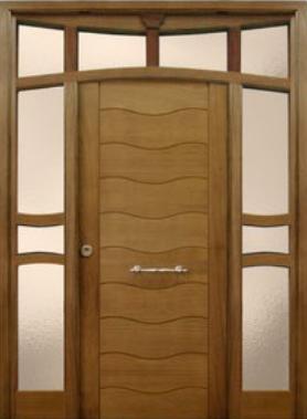 Puertas de calle modernas puertas alberto cano pagina 2 for Modelos de puertas de madera para exteriores modernas