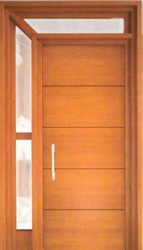 Puertas de interior clasicas puertas de calle modernas for Precio puerta madera maciza