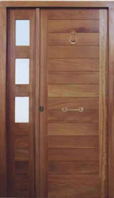 Puertas de calle modernas puertas alberto cano pagina 3 for Modelos de puertas de madera para exteriores