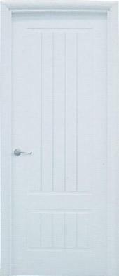 Puertas blancas lacadas puertas alberto cano for Puertas blancas economicas