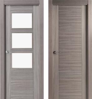 Puerta de coto ceniza eco modelo lh r7 260 puertas for Puertas rusticas de interior baratas