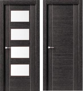 Puertas de interior modernas puertas alberto cano for Modelo de puertas para habitaciones modernas