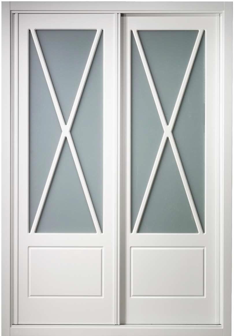 Frentes de armario baratos y lacados puertas alberto cano - Armarios lacados en blanco ...
