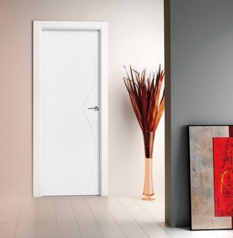 Puertas baratas blancas puertas alberto cano for Puertas blancas economicas