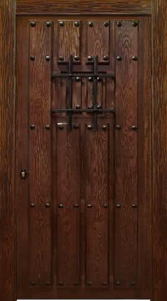 Puertas de calle rusticas puertas alberto cano pagina 2 for Puerta madera rustica