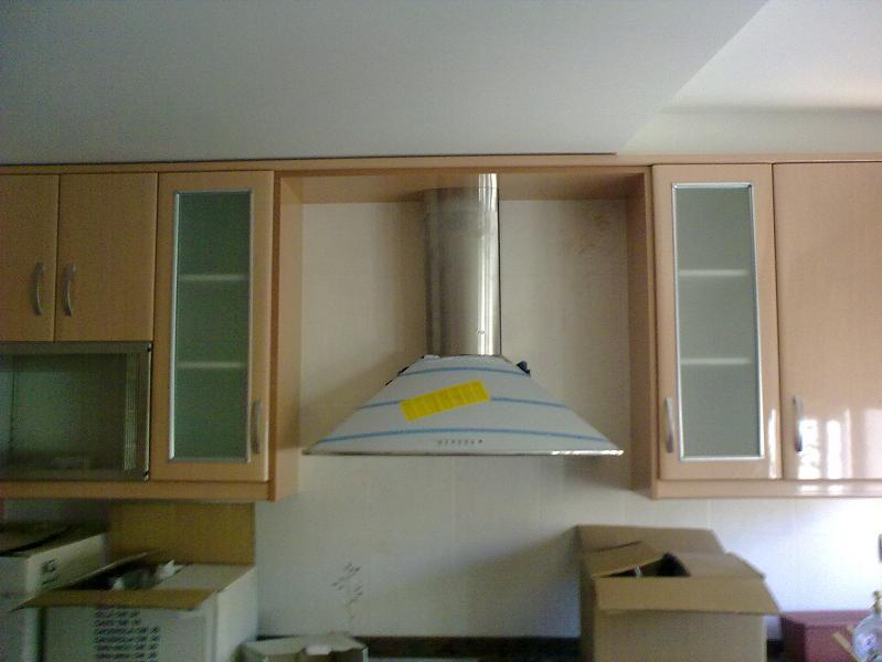 Muebles de cocina hasta el techo o no ideas for Muebles de cocina hasta el techo