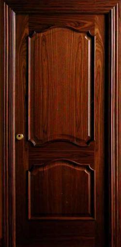 Puerta cubillos r for Puertas de madera en oferta