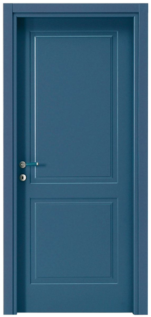 Puertas lacadas en colores | Puertas Alberto Cano