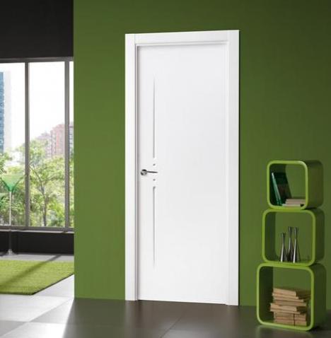Puertas baratas blancas puertas alberto cano for Puertas para interior baratas