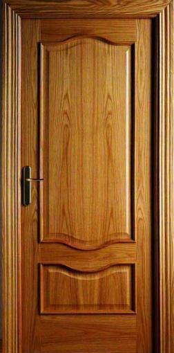Puertas de interior clasicas puertas alberto cano for Puertas de madera maciza para exterior