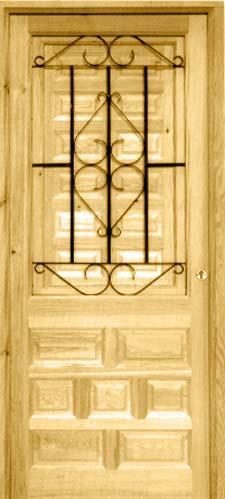 Puertas de calle clasicas puertas alberto cano pagina 2 for Puerta castellana pino